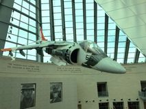 National Marine Corps Museum. An image on the National Marine Corps Museum Royalty Free Stock Photo