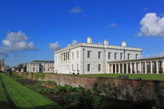 National Maritime Museum. British National Maritime Museum at Greenwich London Stock Images