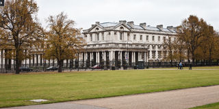 National Maritime Museum ( former Royal Naval Hospital).London Stock Photo