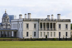 National Maritime Museum from Greenwich Royalty Free Stock Photo