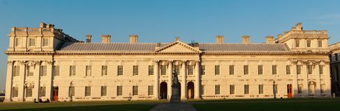 National Maritime Museum in Greenwich Stock Images