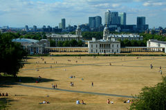National Maritime Museum, Greenwich, London Stock Photography