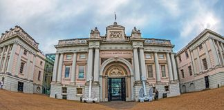 National Maritime Museum in Greenwich Royalty Free Stock Image