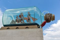 National Maritime Museum In Greenwich, London, England, Great Britain Stock Photography