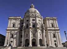National Mausoleum at Lisbon Royalty Free Stock Photography