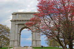 National Memorial Arch Stock Images