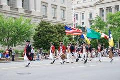 National Memorial Day Parade Stock Photography