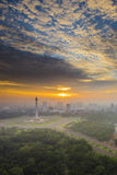 National Monument of Indonesia in Jakarta Stock Photography