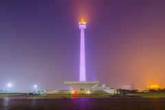 National Monument Indonesia Royalty Free Stock Photos