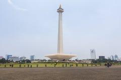 National Monument Jakarta Stock Images