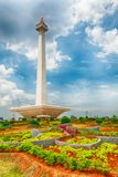 National Monument Monas Royalty Free Stock Images