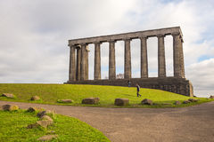 National Monument of Scotland Royalty Free Stock Photos