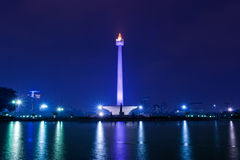 jakarta National monument stock photography