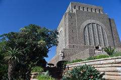 National monument `Voortrekker monument` in Pretoria royalty free stock image
