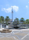 National Mosque Kuala Lumpur Royalty Free Stock Photo