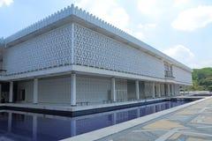 National Mosque Kuala Lumpur Stock Photos