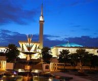 National Mosque, Kuala Lumpur, Malaysia. Royalty Free Stock Image