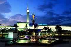 The National Mosque of Malaysia Stock Photography