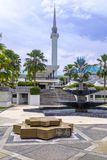 National Mosque of Malaysia Stock Photography