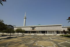 The National Mosque of Malaysia a.k.a Masjid Negara Royalty Free Stock Photos