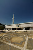 The National Mosque of Malaysia a.k.a Masjid Negara Royalty Free Stock Photo