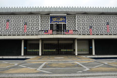 National Mosque of Malaysia a.k.a Masjid Negara Stock Images