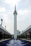 National Mosque of Malaysia a.k.a Masjid Negara Royalty Free Stock Image