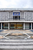 National Mosque of Malaysia, Kuala Lumpur Stock Photography