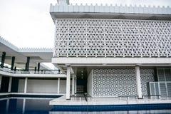 National Mosque of Malaysia, Kuala Lumpur Royalty Free Stock Photos