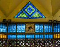 National Mosque of Malaysia, Masjid Negara, Interior Royalty Free Stock Photos