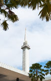 National Mosque of Malaysia Stock Images