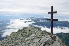 National mountain peak of Slovakia Stock Photo