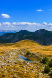 National mountains park Durmitor - Montenegro Royalty Free Stock Images