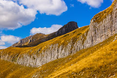 National mountains park Durmitor - Montenegro Stock Photo
