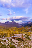National mountains park Durmitor - Montenegro Stock Image