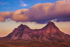 National mountains park Durmitor - Montenegro Stock Image