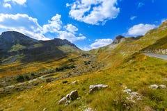 National mountains park Durmitor - Montenegro Royalty Free Stock Photography