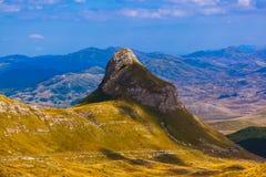National mountains park Durmitor - Montenegro Royalty Free Stock Photo