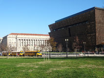 National Museum of African American History and Culture Royalty Free Stock Photo