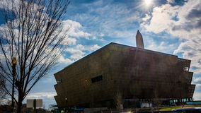 National Museum of African American History and Culture Royalty Free Stock Photos