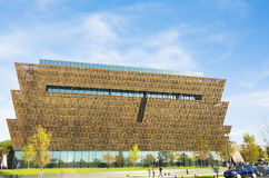 National Museum of African American History and Culture Stock Photos