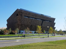 The National Museum of African American History and Culture Stock Image