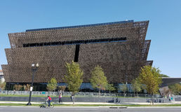 The National Museum of African American History and Culture Royalty Free Stock Photo