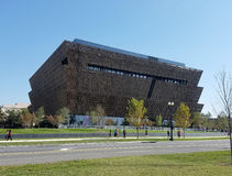 The National Museum of African American History and Culture Stock Photo
