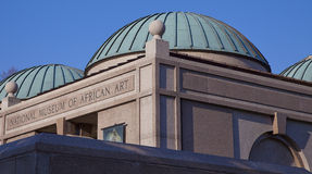 National Museum of African Art, Washington, D.C. Royalty Free Stock Images