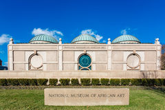 The National Museum of African Art is an African art museum located in Washington, D.C., United States stock image