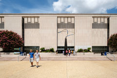 The National Museum of American History in Washington D.C. Royalty Free Stock Photography