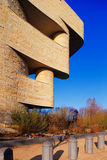 The National Museum of the American Indian in Washington DC, USA Royalty Free Stock Photos