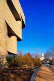 The National Museum of the American Indian in Washington DC, USA Royalty Free Stock Photography