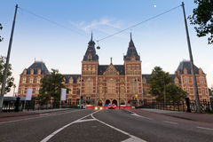 National museum Amsterdam Royalty Free Stock Images
